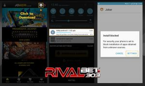 Install Joker123 Android Part 1